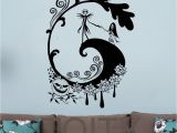Nightmare before Christmas Wall Mural Nightmare before Christmas Wall Sticker Bedroom Kids Room Jack