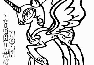 Nightmare Moon My Little Pony Coloring Pages Nightmare Moon Coloring Pages