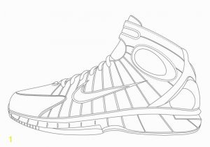 Nike Air Max Coloring Pages Nike Air Mag Drawing at Getdrawings