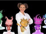 Nina Needs to Go Coloring Pages Nina and the Neurons Cbeebies Bbc