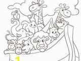 Noah S Ark and Rainbow Coloring Pages 540 Best Noah S Ark Images On Pinterest