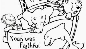 Noah S Ark Coloring Pages for Preschoolers Noahs Ark Coloring Pages