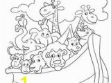 Noah S Ark Coloring Pages Printable 68 Best Noah Ark Images In 2020