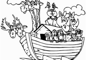 Noah S Ark Coloring Pages Printable Animal Printouts for Noah S Ark