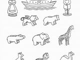 Noah S Ark Coloring Pages Printable Image Noahs Family Coloring Page Noah and His Family Coloring