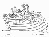 Noah S Ark Coloring Pages Printable Noah and the Ark Coloring Pages Eskayalitim