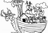 Noah S Ark Printable Coloring Pages Animal Printouts for Noah S Ark