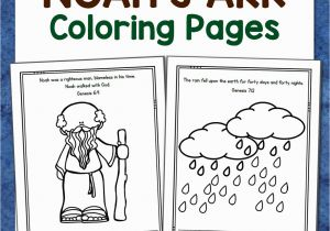 Noah S Ark Printable Coloring Pages Noah S Ark Coloring Pages
