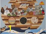 Noah S Ark Wall Mural Kit 12 Best Ss Classroom Extreme Makeover Images
