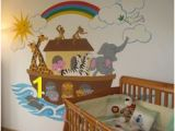 Noah S Ark Wall Mural Kit 65 Best Children S Room Decor Images