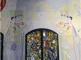 Notre Dame Wall Murals Chapelle Notre Dame De Jérusalem Fréjus Aktuelle 2019 Lohnt Es