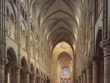 Notre Dame Wall Murals Gothic Architecture Notre Dame Nave and Choir Began In 1163