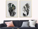 Nude Wall Murals 2019 nordic Y Nude Women Canvas Art Painting Prints Fashion