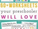 Number Coloring Worksheets for Kindergarten Pdf 400 Free Preschool Worksheets In Pdf format to Print