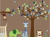 Nursery Jungle Wall Murals Pinterest – Пинтерест