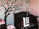Nursery Wall Mural Ideas Colorful Nursery Wall Decals
