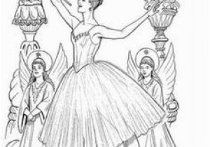 Nutcracker Ballet Coloring Pages Printable 25 Best Dance Coloring Pages Images