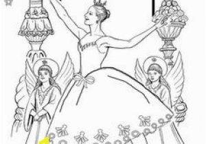 Nutcracker Ballet Coloring Pages Printable 9 Best Nutcracker Ballet Coloring Pages Images