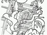 Nyc Coloring Pages for Kids All Ghosts In New York Unleashed In Ghostbusters Coloring