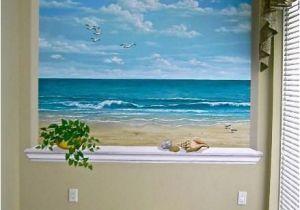 Ocean Beach Wall Murals Mural Mural the Wall Inc Murals
