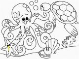 Ocean Coloring Pages for Preschoolers Animal Coloring Pages for 6 Year Olds Fresh Coloring Sea