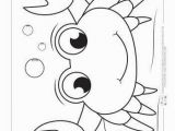Ocean Coloring Pages for Preschoolers Ocean Animals Coloring Pages for Kids