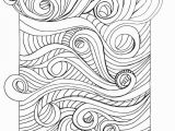 Ocean Waves Coloring Pages Best Coloring Ocean Adult Pages Stress Books for Adults at