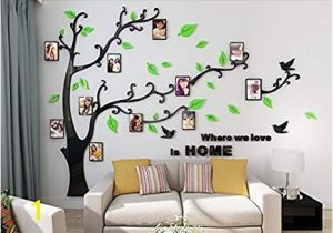 October Memories Wall Mural Alicemall 3d Wall Stickers Frames Familytree Wall Decal Easy