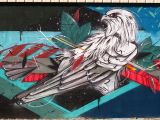 October Memories Wildlife Wall Mural Mr X