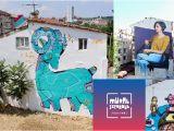 October Memories Wildlife Wall Mural Mural istanbul Part 1