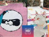 October Memories Wildlife Wall Mural Mural istanbul Part 2