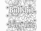 Offensive Curse Word Color Pages 15 Awesome Cuss Word Coloring Pages