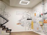 Office Wall Mural Design toronto Based the Design Agency Have Designed the Generator