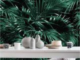Office Wall Murals Wallpaper Tropical Palm Leaf Jungle 12 Wall Mural Wallpaper Patterns