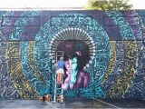 Oh the Places You Ll Go Wall Mural Visual Artist Tiffany Clark Has Created 100 Murals In Dayton