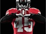 Ohio State Football Wall Murals Ohio State Football Wallpaper In Black Background for iPhone