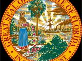 Oklahoma State Seal Coloring Page Seal Of Florida