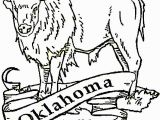 Oklahoma State University Coloring Pages Oklahoma Coloring Pages