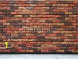 Old Brick Wall Murals Arch Od Red Brick Wall Artistic Background Regular Texture