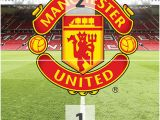 Old Trafford Wall Mural Fototapeta Manchester United Fc