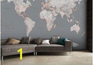 Old World Wall Murals 64 Best World Map Wallpaper Images