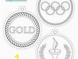 Olympic torch Coloring Page Printable Olympic Medals Summer Olympics Pinterest