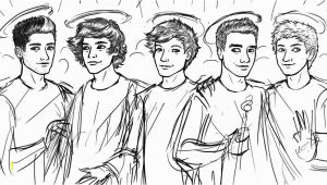 One Direction Coloring Pages One Direction Pages – One Direction Members – One Direction