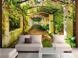 Oriental Garden Wall Mural Pinterest