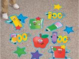Oriental Trading Wall Murals 100th Day Of School Floor Clings