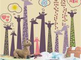 Oriental Trading Wall Murals Billig Giraffe 3d Painting Wall Wall Print Decal Wall Deco
