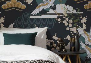 Oriental Wall Murals Uk Dark Sky oriental Wallpaper In 2019 Home