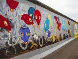 Outdoor Beach Wall Murals East Side Gallery In Berlin