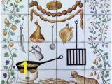 Outdoor Ceramic Tile Murals 8 Best Figures Tile Murals Images In 2019