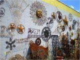 Outdoor Garden Wall Murals Ideas Pin On Planters Wheelbarrow